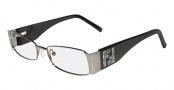 Fendi F923R Eyeglasses Eyeglasses - 035 Gunmetal / Black