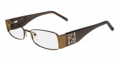 Fendi F923R Eyeglasses Eyeglasses - 700 Bronze