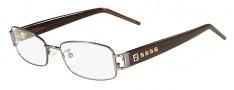 Fendi F941R Eyeglasses Eyeglasses - 027 Taupe Gunmetal
