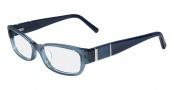 Fendi F942 Eyeglasses Eyeglasses - 444 Azure