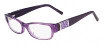 Fendi F942 Eyeglasses Eyeglasses - 511 Eggplant