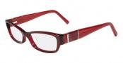 Fendi F942 Eyeglasses Eyeglasses - 615 Bordeaux