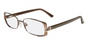 Fendi F944 Eyeglasses Eyeglasses - 208 Brown Mocha