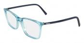 Fendi F946 Eyeglasses Eyeglasses - 442 Translucent Azure
