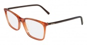 Fendi F946 Eyeglasses Eyeglasses - 810 Translucent Orange