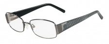 Fendi F964 Eyeglasses Eyeglasses - 060 Shiny Gunmetal