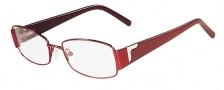 Fendi F964 Eyeglasses Eyeglasses - 532 Bordeaux