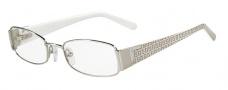 Fendi F965 Eyeglasses Eyeglasses - 033 Palladium / White