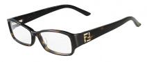 Fendi F966R Eyeglasses Eyeglasses - 215 Havana