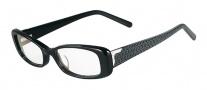 Fendi F967 Eyeglasses Eyeglasses - 001 Black