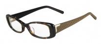 Fendi F967 Eyeglasses Eyeglasses - 215 Havana