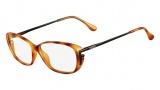 Fendi F969 Eyeglasses Eyeglasses - 725 Blonde Havana