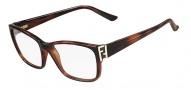 Fendi F973 Eyeglasses Eyeglasses - 238 Havana