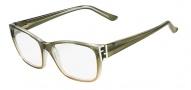 Fendi F973 Eyeglasses Eyeglasses - 303 Demi Musk