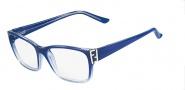 Fendi F973 Eyeglasses Eyeglasses - 424 Demi Blue