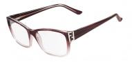 Fendi F973 Eyeglasses Eyeglasses - 518 Demi Burgundy