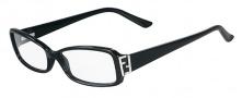 Fendi F974 Eyeglasses Eyeglasses - 001 Black
