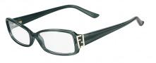Fendi F974 Eyeglasses Eyeglasses - 316 Green