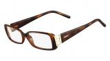 Fendi F975 Eyeglasses Eyeglasses - 238 Havana