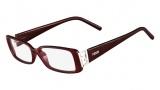 Fendi F975 Eyeglasses Eyeglasses - 604 Burgundy