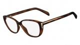 Fendi F978 Eyeglasses Eyeglasses - 238 Havana