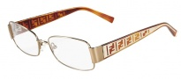 Fendi F982 Eyeglasses Eyeglasses - 770 Light Bronze
