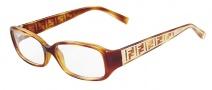 Fendi F983 Eyeglasses Eyeglasses - 214 Blonde Havana