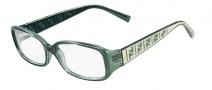 Fendi F983 Eyeglasses Eyeglasses - 316 Green