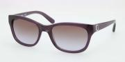 Tory Burch TY7044 Sunglasses Sunglasses - 110368 Dusty Purple / Brown Plum Fade