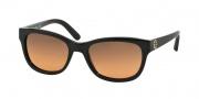 Tory Burch TY7044 Sunglasses Sunglasses - 501/95 Black / Grey Orange Fade