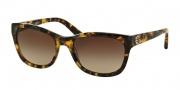Tory Burch TY7044 Sunglasses Sunglasses - 504/13 Spotty Tort / Brown Gradient