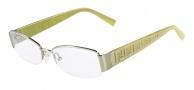 Fendi F984 Eyeglasses Eyeglasses - 799 Shiny Light Yellow