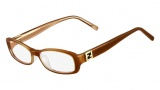 Fendi F996 Eyeglasses Eyeglasses - 210 Brown