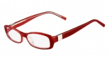 Fendi F996 Eyeglasses Eyeglasses - 604 Red
