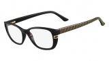 Fendi F998 Eyeglasses Eyeglasses - 001 Black