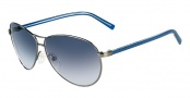 Fendi FS 5194 Sunglasses Sunglasses - 035 Gunmetal / Blue