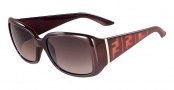 Fendi FS 5197 Sunglasses Sunglasses - 210 Brown