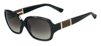 Fendi FS 5202 Sunglasses Sunglasses - 001 Black