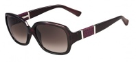 Fendi FS 5202 Sunglasses Sunglasses - 603 Bordeaux
