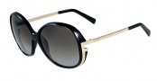 Fendi FS 5207 Sunglasses Sunglasses - 001 Black
