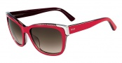 Fendi FS 5212 Sunglasses Sunglasses - 615 Red