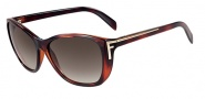 Fendi FS 5219 Sunglasses Sunglasses - 214 Havana
