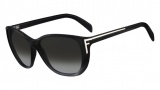 Fendi FS 5219 Sunglasses Sunglasses - 035 Grey Gradient