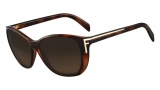 Fendi FS 5219 Sunglasses Sunglasses - 215 Classic Havana