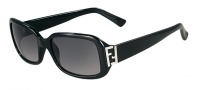 Fendi FS 5235 Sunglasses Sunglasses - 001 Black