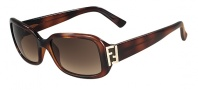 Fendi FS 5235 Sunglasses Sunglasses - 238 Havana
