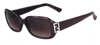 Fendi FS 5235 Sunglasses Sunglasses - 511 Eggplant