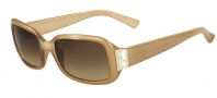 Fendi FS 5235 Sunglasses Sunglasses - 688 Powder Beige