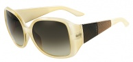 Fendi FS 5254 Sunglasses Sunglasses - 264 Pastel Beige