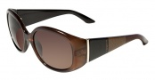 Fendi FS 5255 Sunglasses Sunglasses - 210 Brown